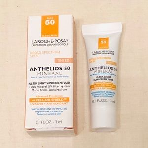 La Roche Posay Anthelios 50 Tinted Sunscreen Fluid